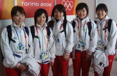 日本女子カーリングチーム